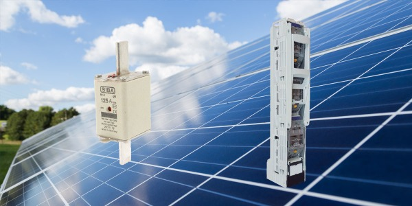 Fuses and switch disconnectors for 800V AC photovoltaic applications